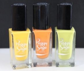 Défi du lundi / TOP Summer Polishes