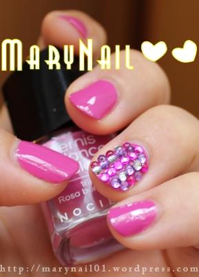 Pink & Strass!