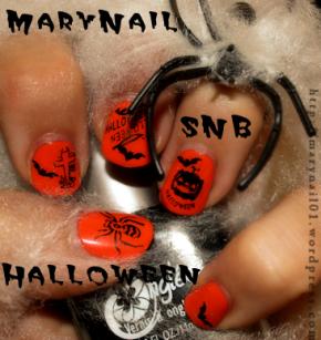Halloween / SNB /MaryNail