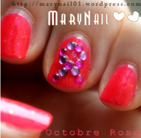 Octobre Rose / SNB/ MaryNail
