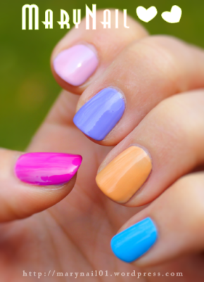 My Spring's Colors