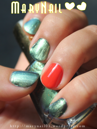 Couleurs automnales by Marynail